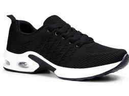 Active Senior Women's Comfortable Running Shoes Breathable A
