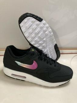 Nike Air Max 1 Special Edition Shoes AO1021 003 Black Blue G