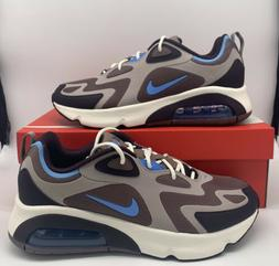 Nike Air Max 200 Mens Running Shoes Plum Eclipse University
