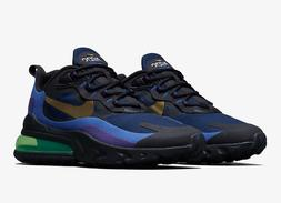 "Nike Air Max 270 React Running Shoes ""Heavy Metal"" AO4971-00"
