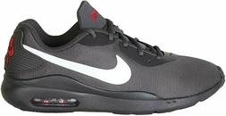 Nike Air Max Oketo Running Shoes Gray Red White AQ2235-013 M