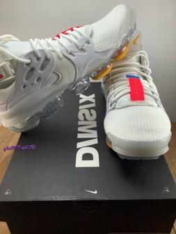 Nike Air Vapormax DSVM Off White Summit Red Orbit Shoes AT81