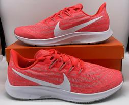 Nike Air Zoom Pegasus 36 Laser Crimson Red White AQ2203-602