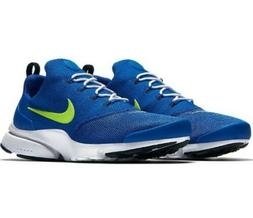 Nike Air Zoom Presto Fly Running Shoes 908019 407 Blue Lime