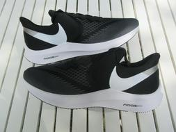 Nike Air Zoom Winflo 6 4E Wide Mens Running Shoes Black Whit