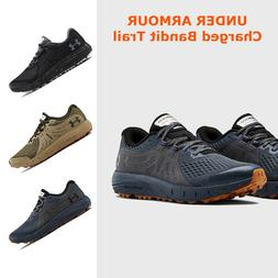 Under Armour CHARGED BANDIT TRAIL Mens Running Shoes Cushion