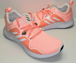 Adidas Edgebounce Peach Lace up Running Shoes Women's US Siz