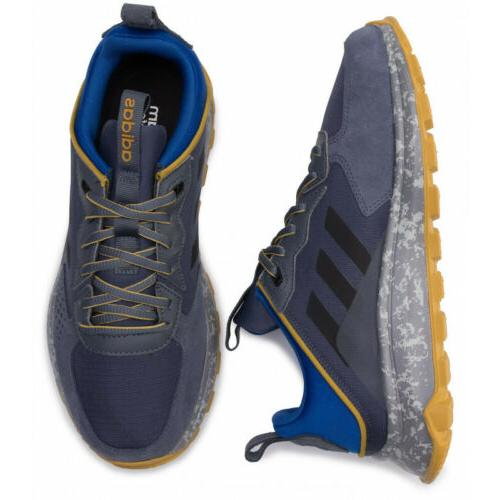 Adidas Trail Running Blue Size 9 EE9829