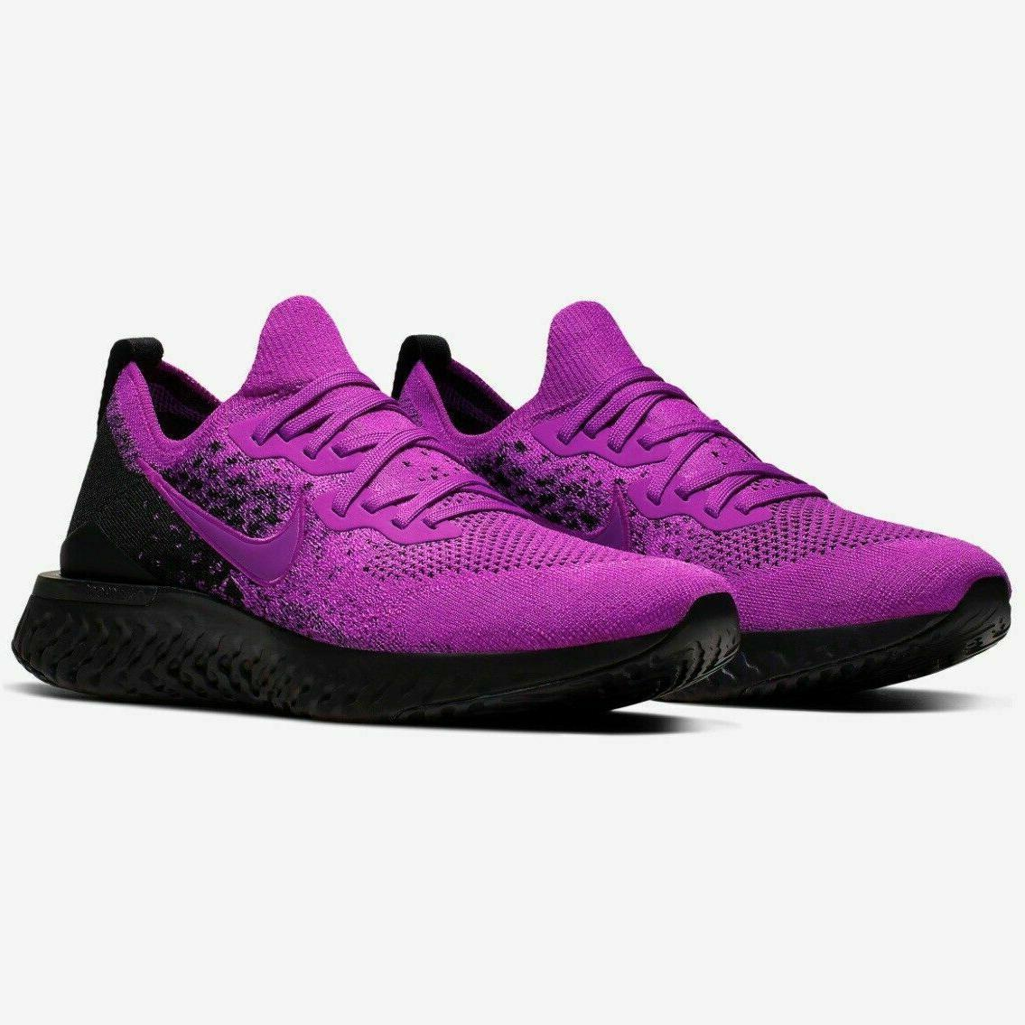 epic react flyknit 2 running gym shoes
