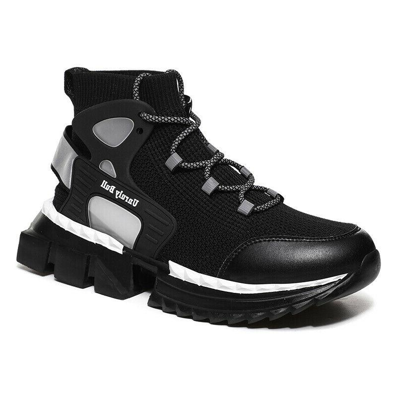 Fashion High Top for Running Shoes