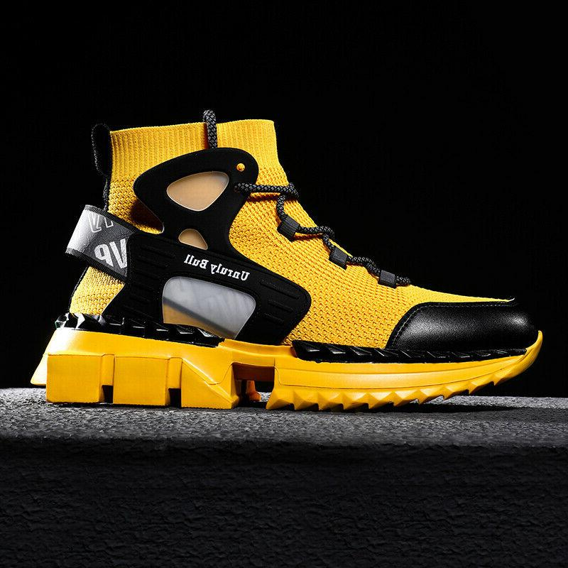 Fashion Sneaker High Top for Shoes