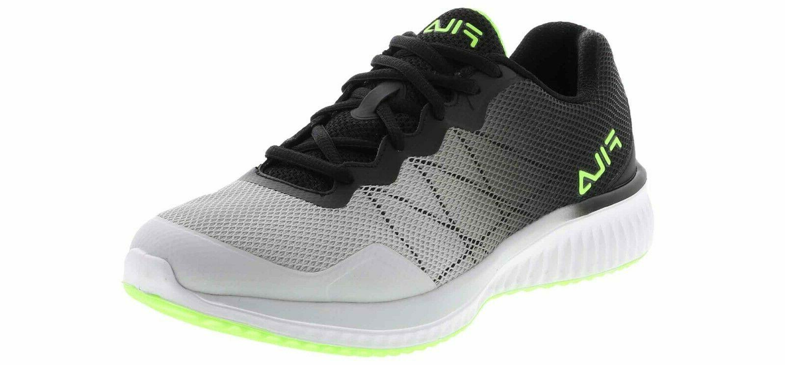 FILA Men's MEMORY GEOSONIC  WIDE WIDTH RUNNING SHOE
