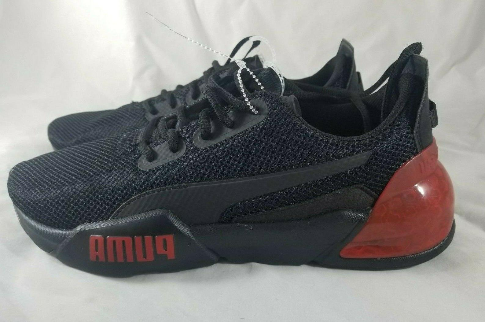 NEW Cell Phase Men's Sneakers Black High Risk Sz 9