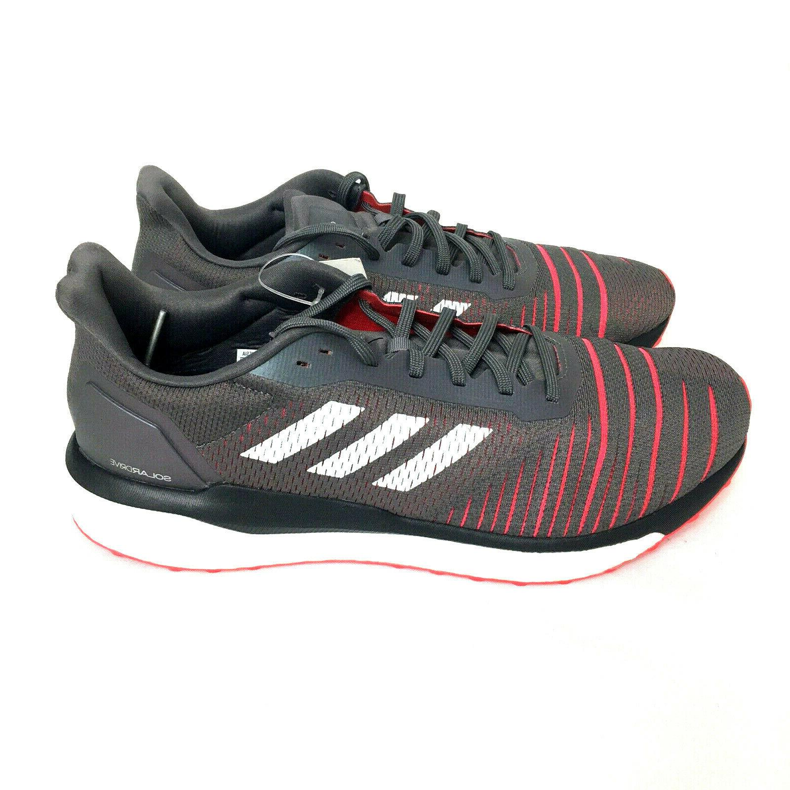Adidas Boost Mens Shock Red