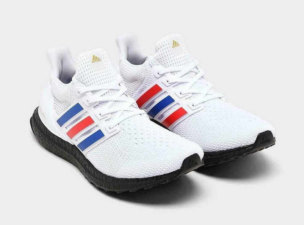 ultraboost usa 2020 running shoes red white