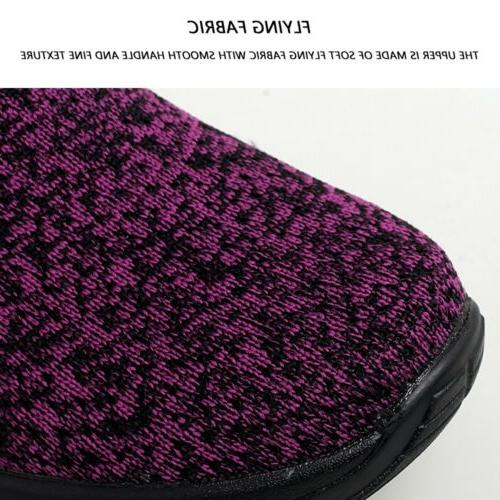 Women's Air Cushion Shoes Fur Lightweight Walking Fashion