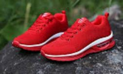 Unisex Lovers Fashion Sports Running Shoes Breathable Flying