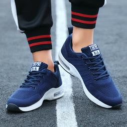 Men Athletic Running Shoes Outdoor Anti-Slip Breathable Air