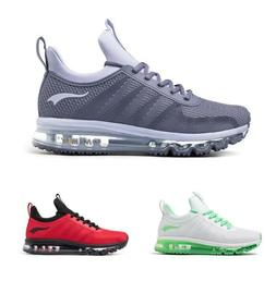 Men Running Shoes KPU Mesh Air Sole Athletic Trainers Outdoo