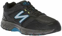 New Balance Men's 510v4 Cushioning Trail Running Shoe, Magne