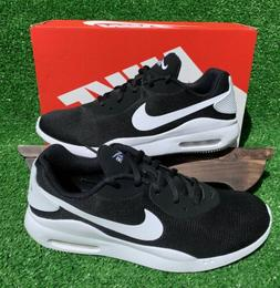 Nike Men's Air Max Oketo AQ2235-002 Black White Running Shoe