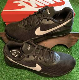 Nike Men's Air Max Oketo AQ2235-010 Black White Running Shoe