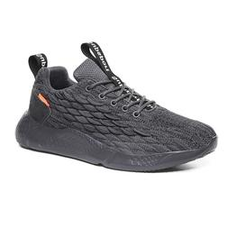 Men's Dark Gray Shoes Sneakers Casual Athletic Lightweight B
