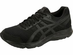ASICS Men's GEL-Contend 5 Running Shoes. Color-Black. Choose