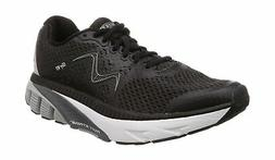 MBT Men's GT 18 Rocker Bottom Running Shoe with Maximum Cush