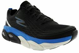 SKECHERS MEN'S MAX CUSHIONING ULTIMATE WIDE WIDTH RUNNING SH