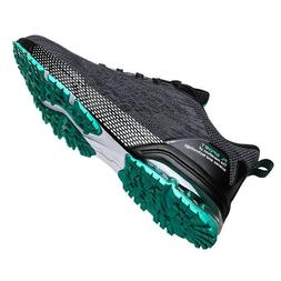 Men Trail Running Shoe Outdoor Cushioning Sole Breathable At