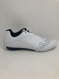 FILA Mens Running Shoes White Size 13 Athletic Sneakers 1DM0