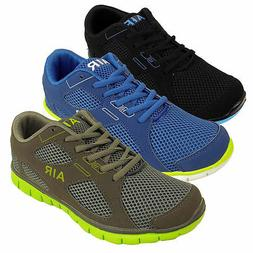 Mens Shock Absorbing Running Shoe Trainers Jogging Gym Fitne
