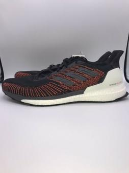 Mens Adidas Solar Boost St 19 Running Shoes Black Dual densi