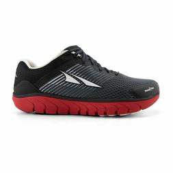 Altra Provision 4 Men's Road Running Shoes Black/Gray/Red -