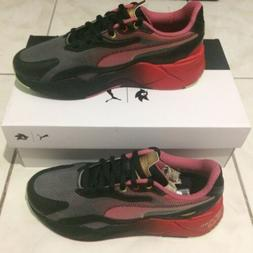 Puma RS-X 3 High Risk Red black bred 374313-01 Sonic Running