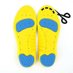Soft Shoe Insoles Sport Support Insert Running Soles Pad Cus