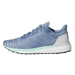 ADIDAS SOLAR DRIVE BOOST Womens Road Running Shoes - Steel B