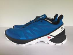 supercross trail running shoes blue new 409296