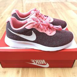 Nike Tanjun Women Running Walking Shoes Pink BV7432 002 Size