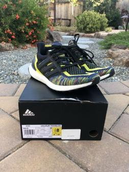 Adidas Ultraboost Multicolor 2.0 Running Shoes Size 7.5 - EG