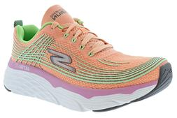 SKECHERS WOMEN'S MAX CUSHIONING ELITE RUNNING SHOES