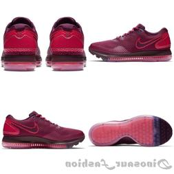 WOMEN'S NIKE ZOOM ALL OUT LOW 2 <AJ0036 - 600> RUSH MARROON,