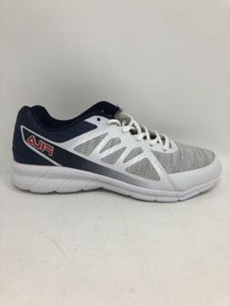 FILA Womens CoolMax Running Shoes Gray Blue Size 8 Sneakers