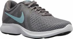 NIKE WOMENS REVOLUTION 4 WIDE RUNNING SHOES #AH8799-004