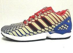 Adidas ZX Flux Xeno Running Shoes Reflective Glow Road Mens